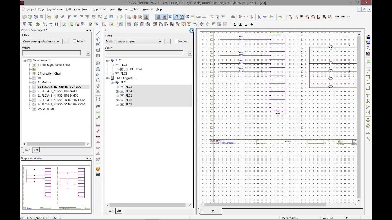 Eplan Smart Interface To Iab Generate Your Plc Schematics