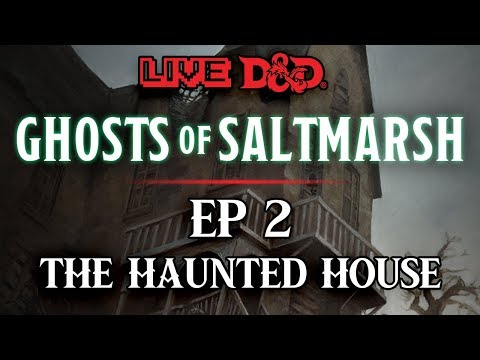 Episode 2 | The Haunted House | Ghosts of Saltmarsh