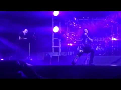 Dream Theater - FUNNY CHAT - Wait for Sleep - Mumbai - 8th Oct 2017 [1080p]