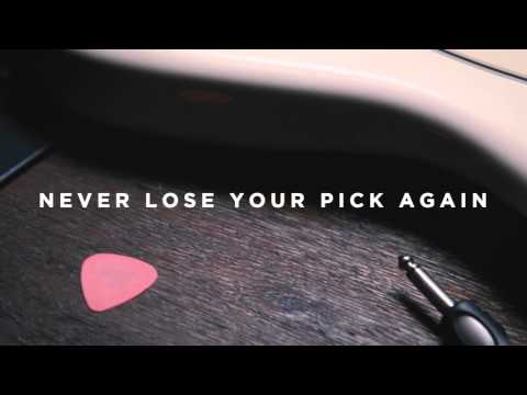"""""""Never lose your pick again"""" with Ernie Ball's Pick Buddy 