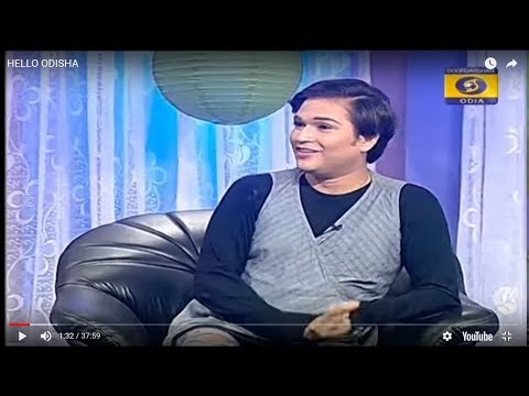 Saswat Joshi odia choreographer in HELLO ODISHA