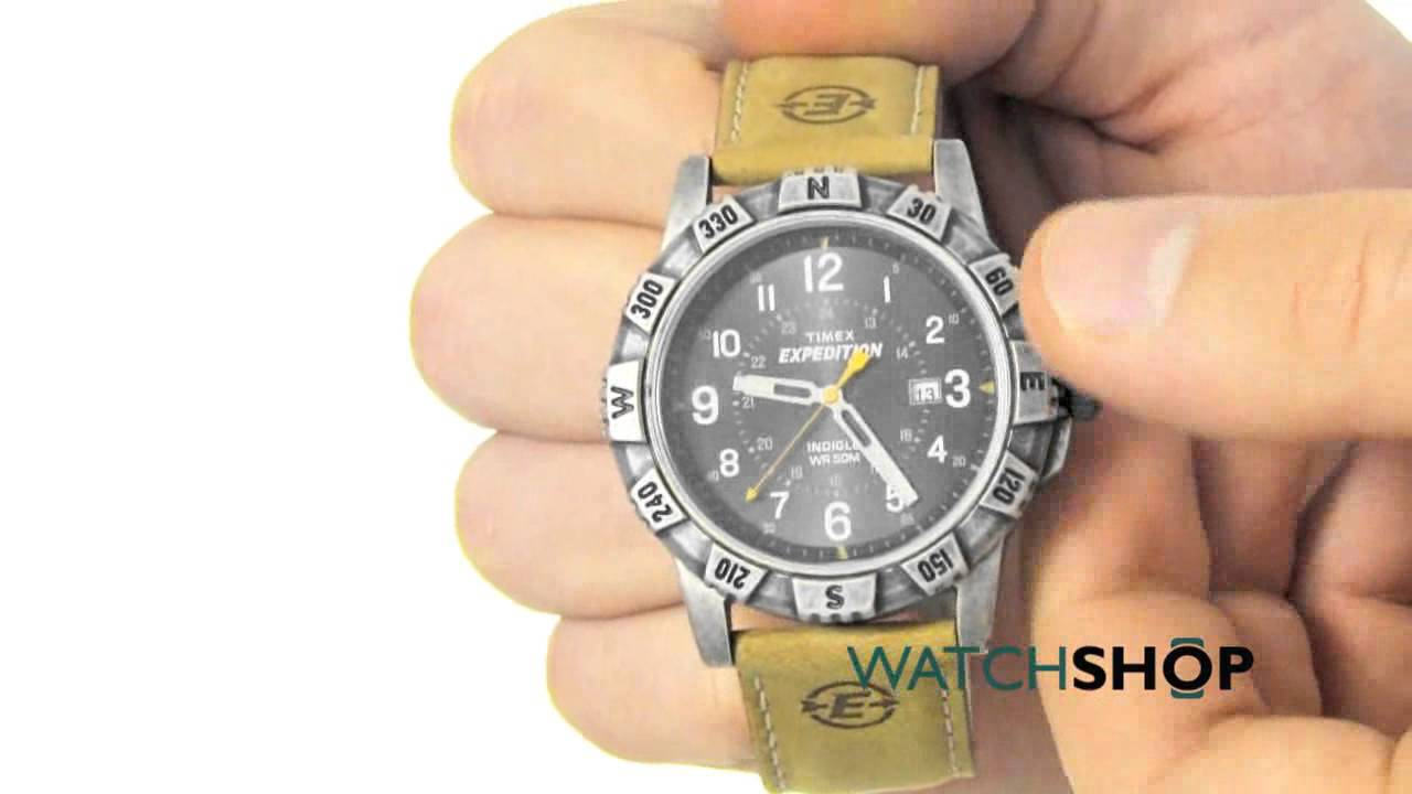 Timex Men S Expedition Rugged Field Watch T49991