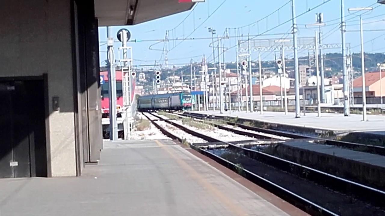 Treno RV 3224 Roma Termini-Pescara Centrale. - YouTube