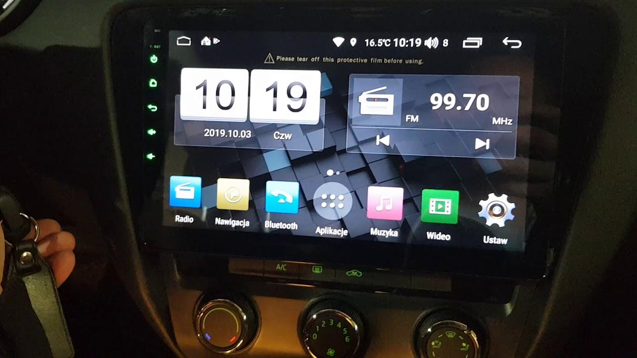 Download GMS 9981 Radio Android - procesor dźwięku. Octavia 3