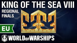 King of the Sea VIII - CIS & EU Regional Finals