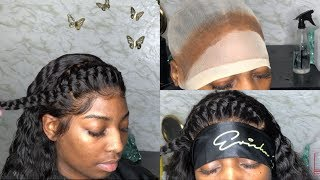 Curly full lace wig MELT DOWN | Low hairline | HAIRBYERICKAJ.COM