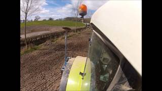 Gopro view of powerharrowing
