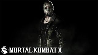 Mortal Kombat X - Jason Voorhees Combo Video By Vman