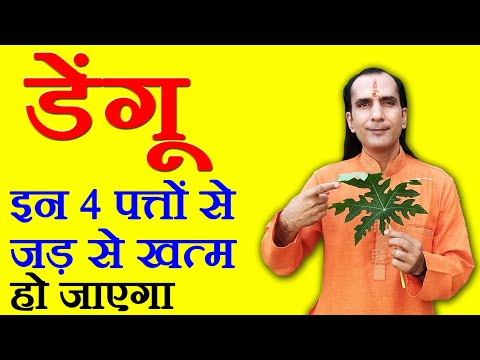 Home Remedies for Dengue Treatment | how to control dengue | symptoms of dengue from YouTube · Duration:  1 minutes 40 seconds