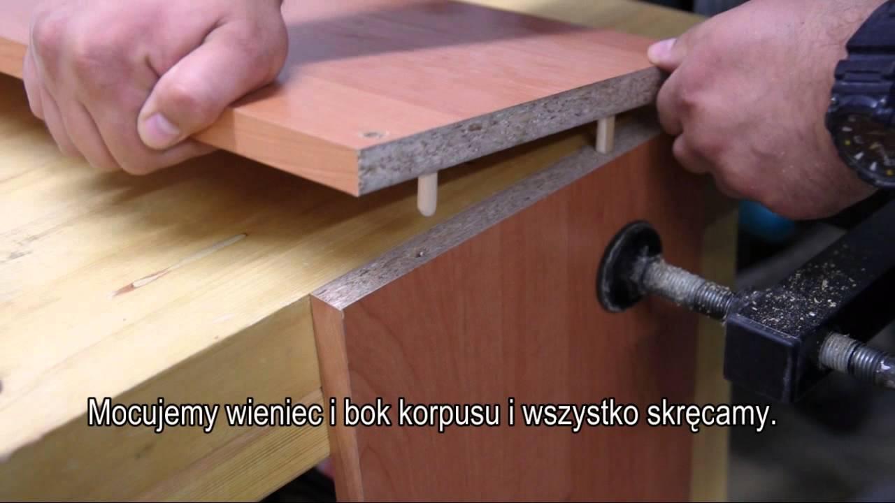 Jak zrobić prostą szafkę