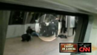 Riots Break Out in Oakland in Reaction to the Transit Police Shooting of Oscar Grant