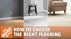 Flooring 101: Your Guide To Selecting Flooring - The Home Depot