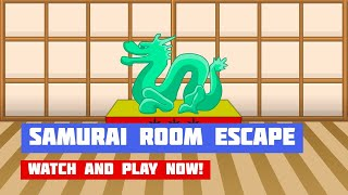 Samurai Room Escape · Game · Walkthrough