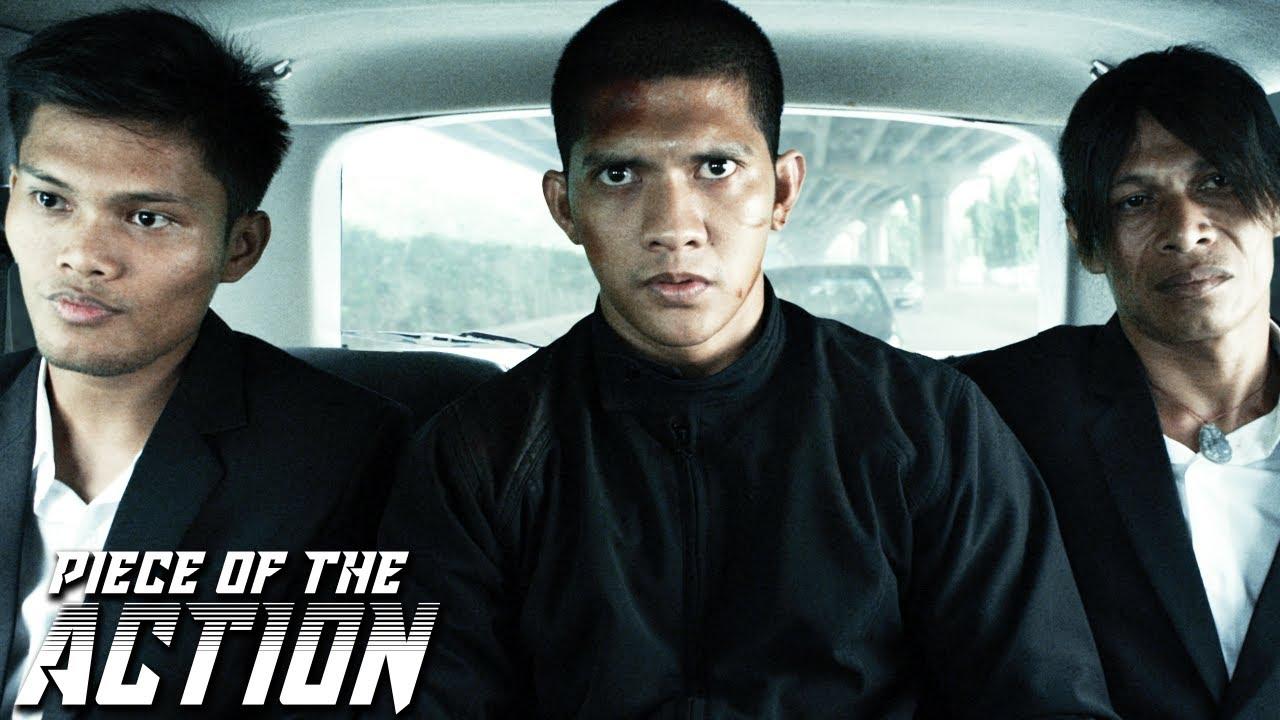 Download Eka Saves Rama In Epic Car Chase | The Raid 2