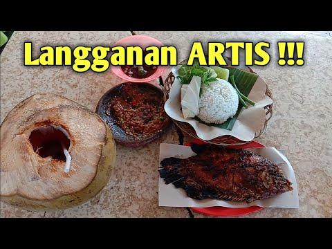 langganan-artis-!!!-wisata-kuliner-rembang,-degan-dan-ikan-bakar-trio-g