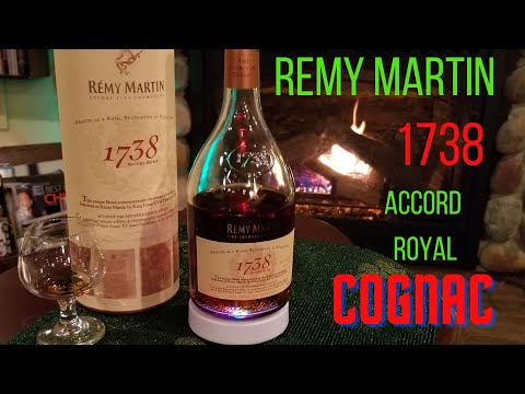 Remy Martin 1738 Accord Royal Cognac review/It's all about the Cocktail/quarantine cocktails at home