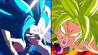 DRAGON BALL FighterZ - All Dramatic Finish, Super, Ultimate Attaks (Complete DLC Season 1 & 2)