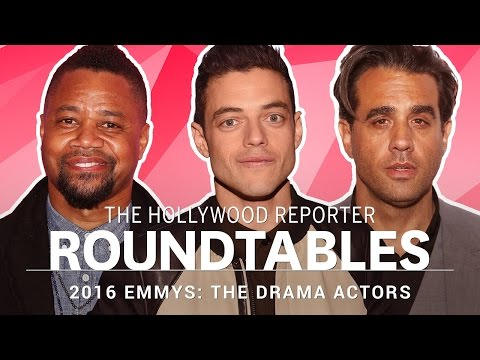 THR's Full Drama Actor Roundtable With Rami Malek, Cuba Good