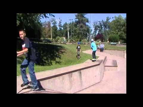 Ryan Wise Skate Video 3