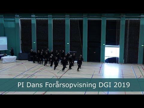 PI Dans 2019 Forårsopvisning DGI