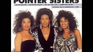 The pointer sisters - I'm so excited thumbnail