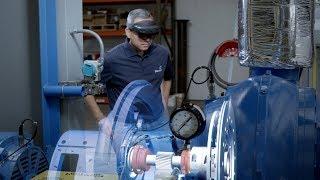 Microsoft HoloLens 2: Partner Spotlight with PTC