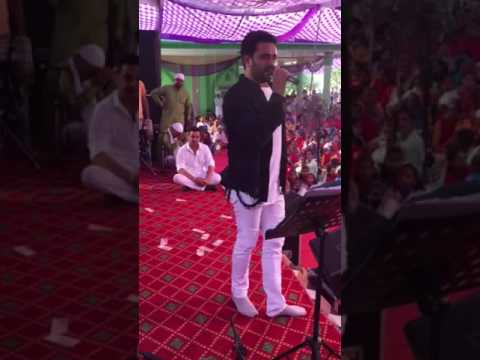 Masha ali live kamli song Bhogpur
