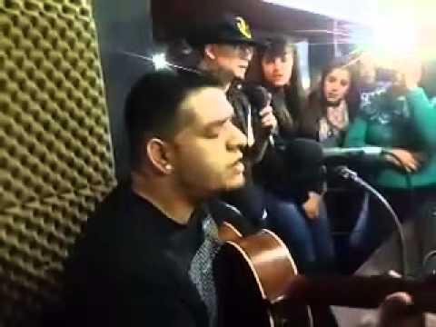 El Judas Ft. Keke - Intento I Acustico En Radio CCP De Lujan