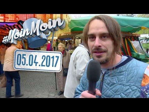Freunde und Fans auf dem Markt am Dom zu Münster treffen | MoinMoin mit Andy Strauß