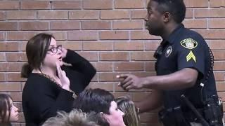 Vermilion Parish teacher gets arrested