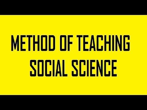 01 Methodology of teaching social sciences D.El.Ed N.I.O.S StudynStuff