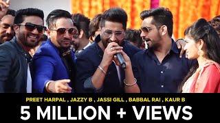 Jassi Gill | Babbal Rai | Jazzy B | Kaur b | Preet Harpal | Pehli Vaar ikko Stage teh Katthe :)