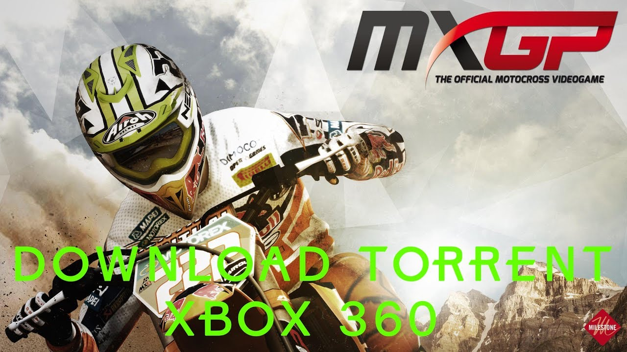Mxgp The Official Motocross Videogame Xbox 360 Lt Jtag Rgh Download