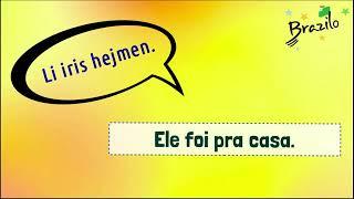 1 Saudações em Esperanto salutoj