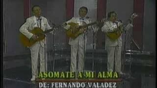 Los Santos(Asomate a Mi Alma)