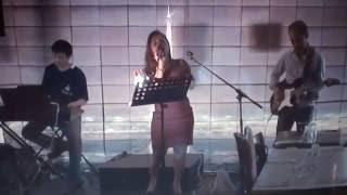 Nếu Em Được Chọn Lựa - Hassina - 26/06/2016 Au Bussy Live - Guitar Thanh Liêm - Keyboard Văn Hiển