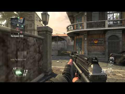 Luapski 617 - FHJ-18 AA Gold Camo Unlocked Black Ops II Game Clip