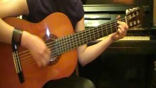 Alacran y Pistolero guitar cover