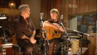 Jimmy Barnes & Neil Finn -
