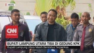 Bupati Lampung Utara Ditangkap KPK