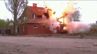 в Самарской области спецслужбы обезвредили мощную самодельную бомбу