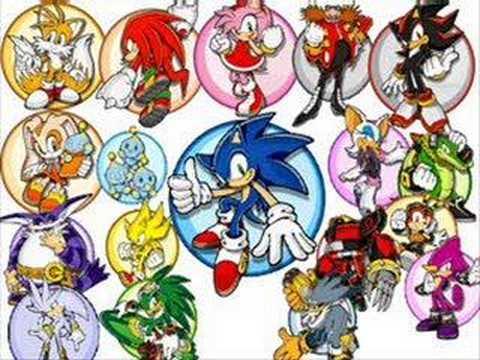 Sonic The Hedgehog-Ice Cap Zone Remix