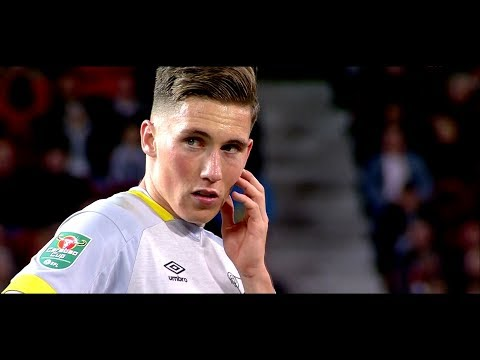 Harry Wilson vs Manchester United (A) 18-19 HD 1080i by Silvan