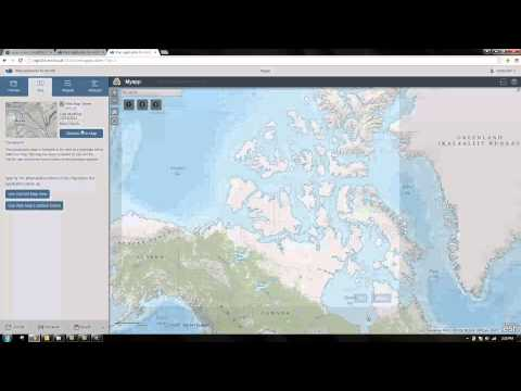 Introduction to Web AppBuilder for ArcGIS