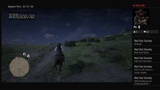 Red dot society Red dead redemption