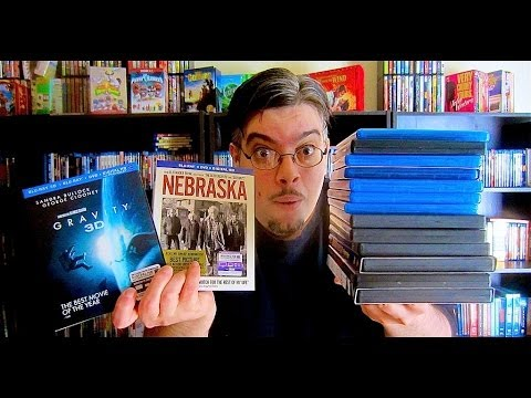 My Blu Ray Collection Update 2/15/14 Blu ray and Dvd Movie Reviews