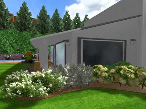 Progetto giardino privato bonini garden mantova youtube - Progetto giardino privato ...