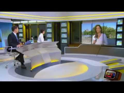 Jornal Hoje 25/05/2017 ao Vivo Sandra annenberg da a noticia OAB entrega 13º pedido de imp
