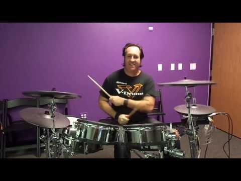Lez on V Drums