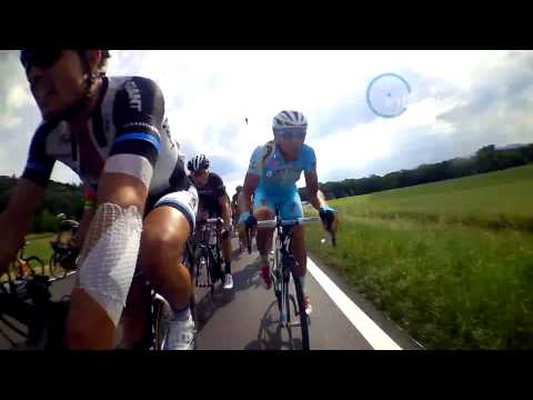 inCycle: On-bike camera action from the Tour de Suisse